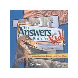The Answers Book For Kids V2