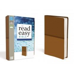 NIV ReadEasy Bible-Tan...