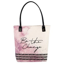 Tote Bag-Canvas-Be The...