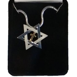 Necklace-Star Of David...