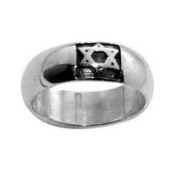 Ring-Star of David-Style...