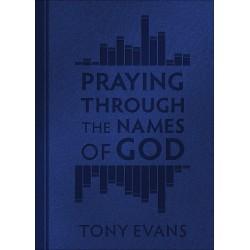 Praying Through The Names...