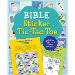 Bible Sticker Tic-Tac-Toe...