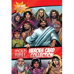 The Action Bible Heroes...