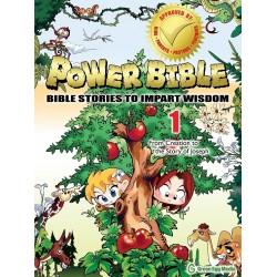Power Bible: Bible Stories...