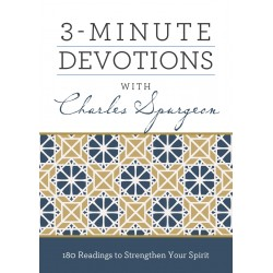 3-Minute Devotions With...