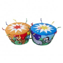 Toy-Musical Bongos (Ages 6...