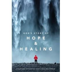 NLT God's Story Of Hope &...