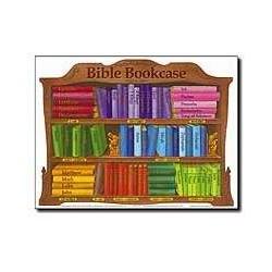 Chart-Bible Bookcase Wall...