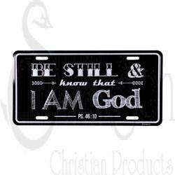 Auto Tag-I AM God