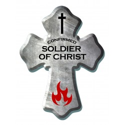 Wall Cross-Soldier Of...