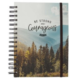 Journal-Be Strong And...