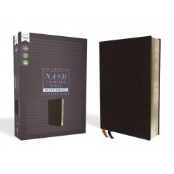 NASB Thinline Bible/Giant...