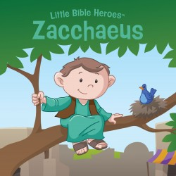 Zacchaeus Board Book...