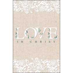 Bulletin-Love In...