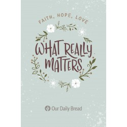 What Really Matters (Our...