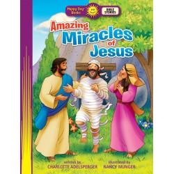 Amazing Miracles Of Jesus...
