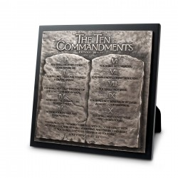 Plaque-Moments Of Faith:...