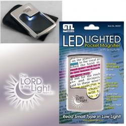 Magnifier-LED Lighted...