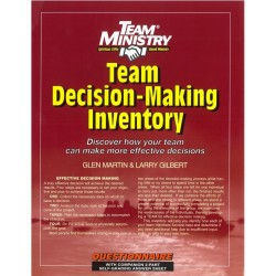 Team Decision Making Inventory