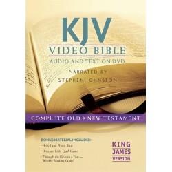 KJV Video Bible: Audio and...