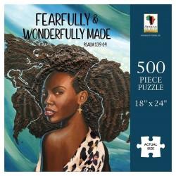 Jigsaw Puzzle-Wonderfully...