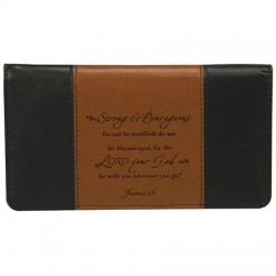 Checkbook Cover-Strong &...