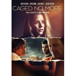 DVD-Caged No More