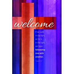 Welcome Folder-If We Walk...