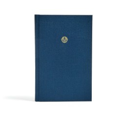 CSB Ultrathin Bible-Navy...
