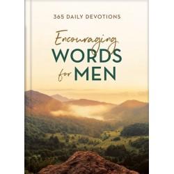 Encouraging Words For Men...