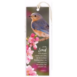 Bookmark-Let The Lord Have All