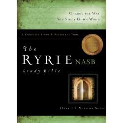 NASB Ryrie Study...