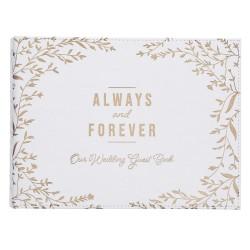 Guest Book-Wedding-Always &...
