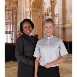 Clergy Shirt-Womens-Short...