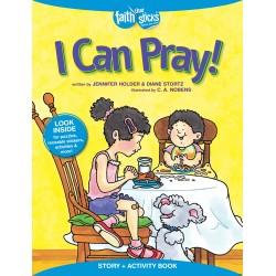 I Can Pray! Activity Book...