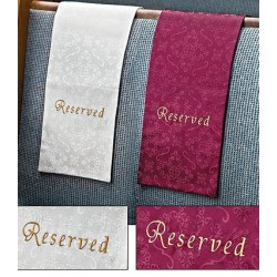 Pew Cloth-Embroidered...