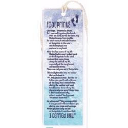 Bookmark-Footprints