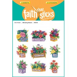 Sticker-Blessings Boxes (6...