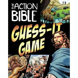 Game-The Action Bible...