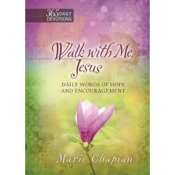 Walk With Me  Jesus-Hardcover
