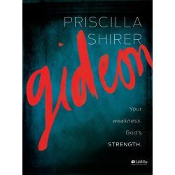 Gideon: Your Weakness....