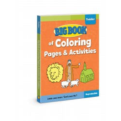 Big Book Of Coloring Pages...