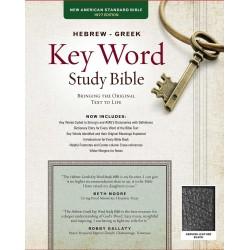 NASB Hebrew-Greek Key Word...
