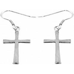 Earring-Cross-Malta Style...