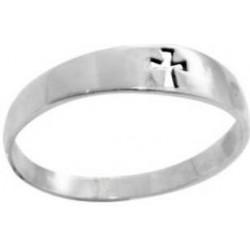 Ring-Cutout Cross-Style...