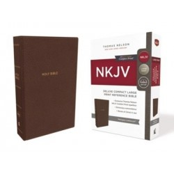 NKJV Deluxe Compact Large...