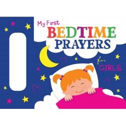 My First Bedtime Prayers...
