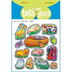 Sticker-Noah & Co. (6...