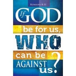 Bulletin-If God Be For Us...
